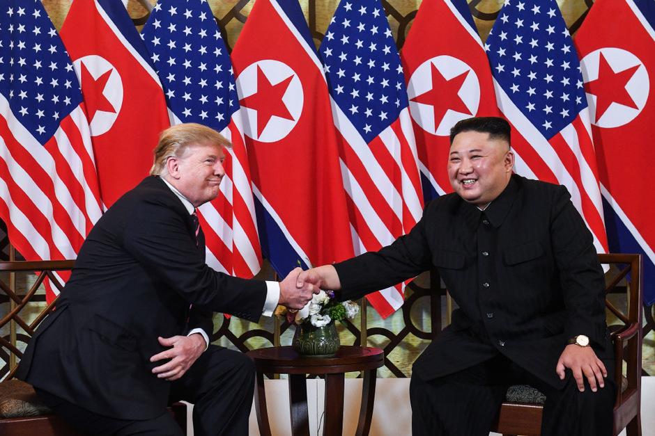 Der Sondergesandte wurde offenbar nach Scheitern des Gipfels in Hanoi hingerichtet.