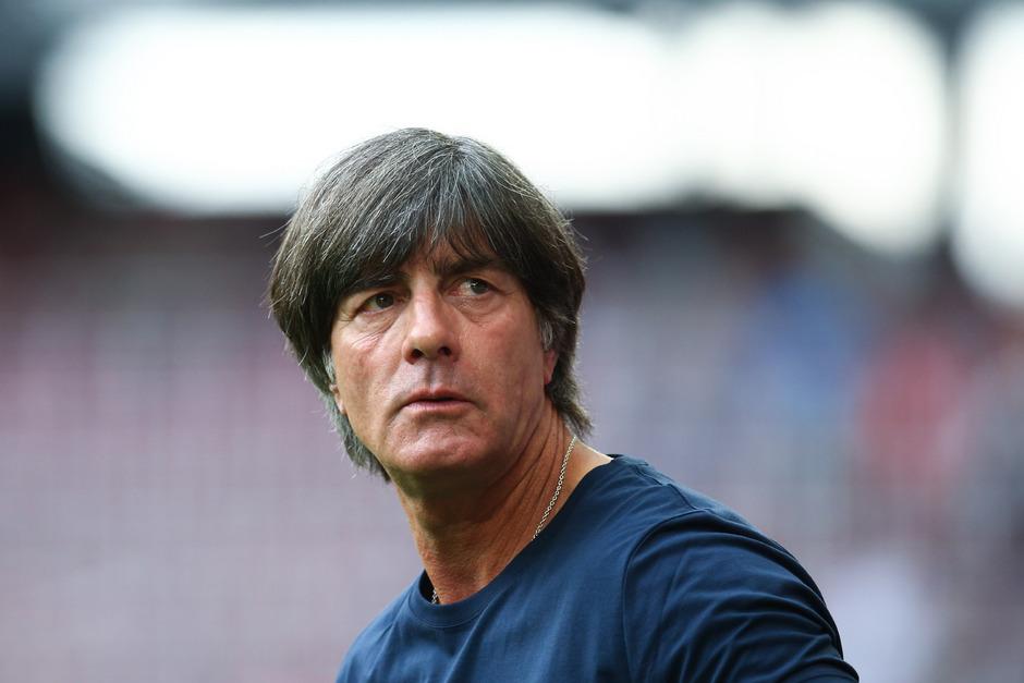 DFB-Bundestrainer Joachim Löw befindet sich in einer Freiburger Klinik.