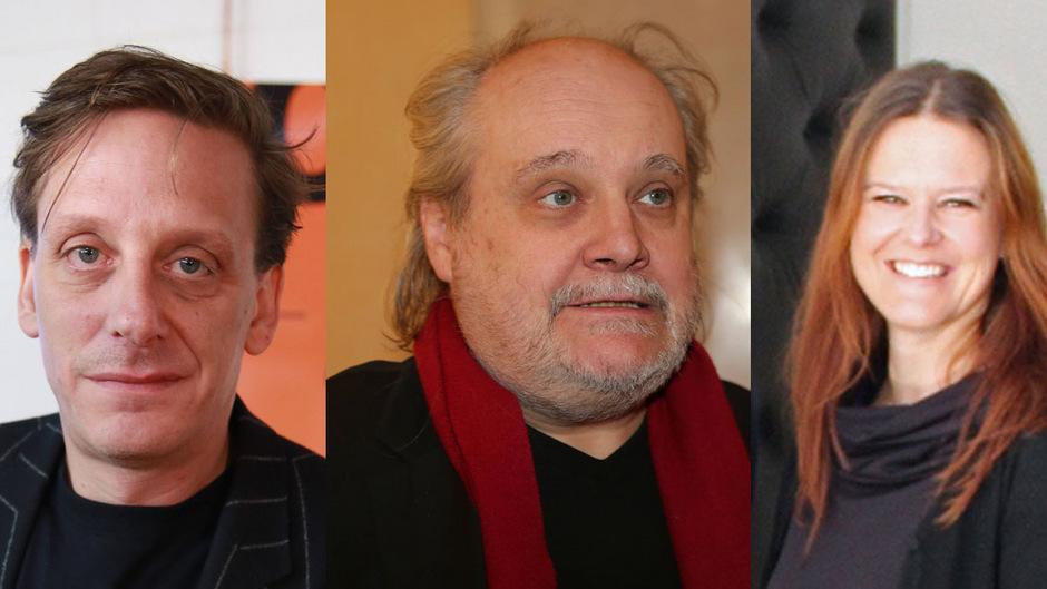 Kay Voges, Paulus Manker, Irene Girkinger.