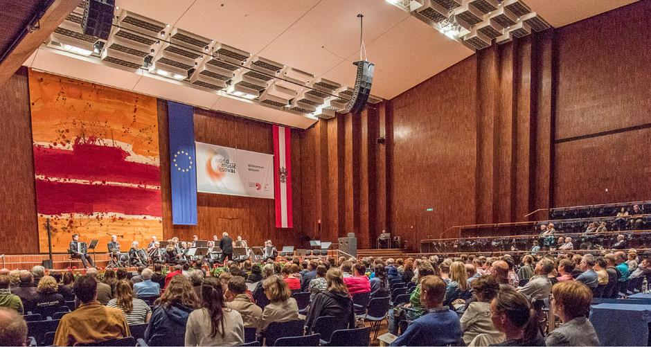 Am Vormittag lauschten Harmonikafans dem Wertungsspiel des 1. Handharmonika-Clubs Ditzingen im Congress.