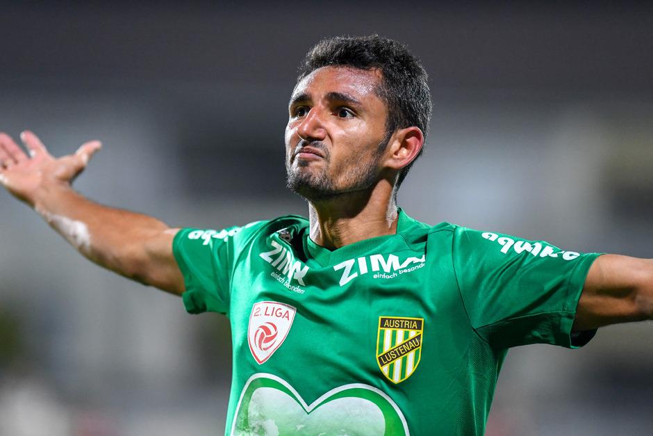 Lustenaus Ronivaldo wurde zum Spieler der Saison gewählt.