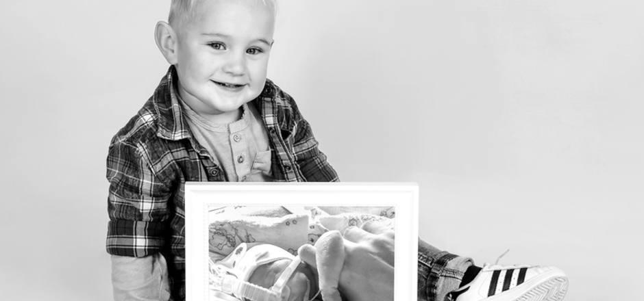 Toni. 2,5 Jahre alt, er ist in der 27. SSW mit 1043g und 36cm geboren worden.