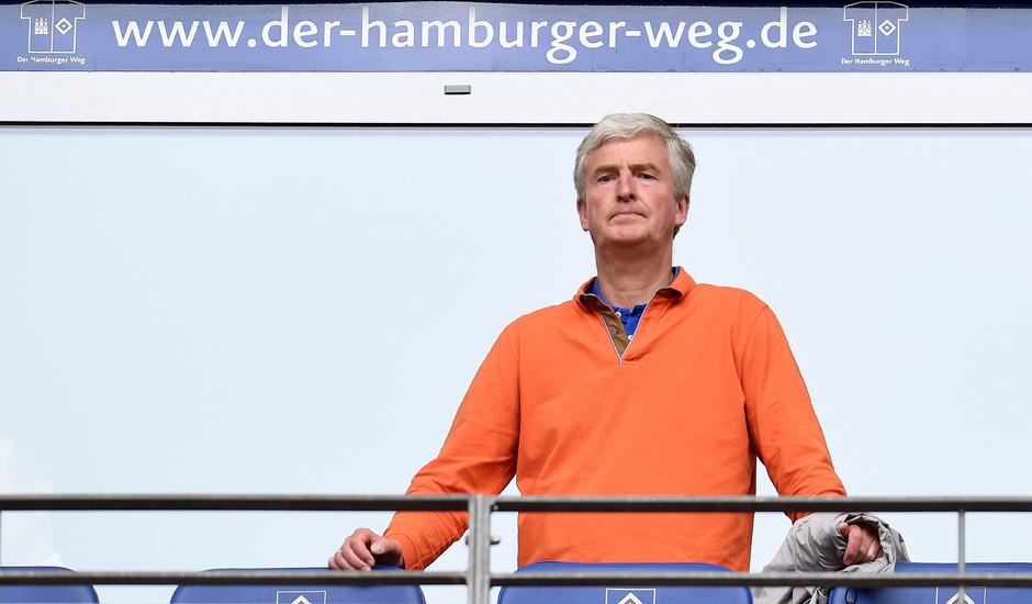 Einst beim HSV mäßig erfolgreich: Bernhard Peters.