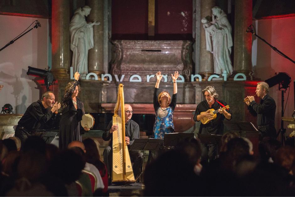 """Das Ensemble Oni Wytars widmet sich im Rahmen der """"Abendmusik""""-Konzertreihe der neapolitanischen """"Erzählung der Erzählungen""""."""