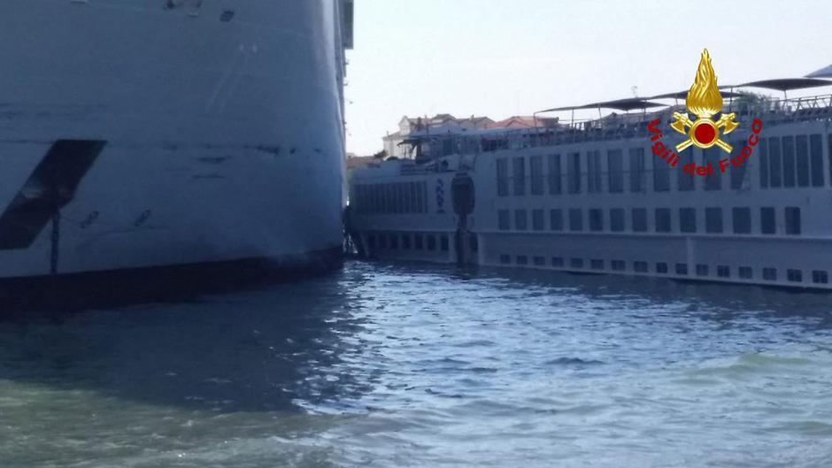 Wie es zu dem Zwischenfall mit dem Kreuzfahrtriesen kommen konnte, ist noch ungewiss.