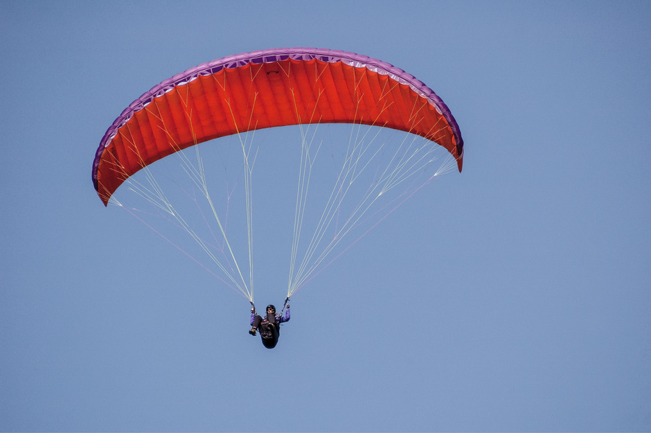 Several accidents with paragliders in Brandenberg and Kössen