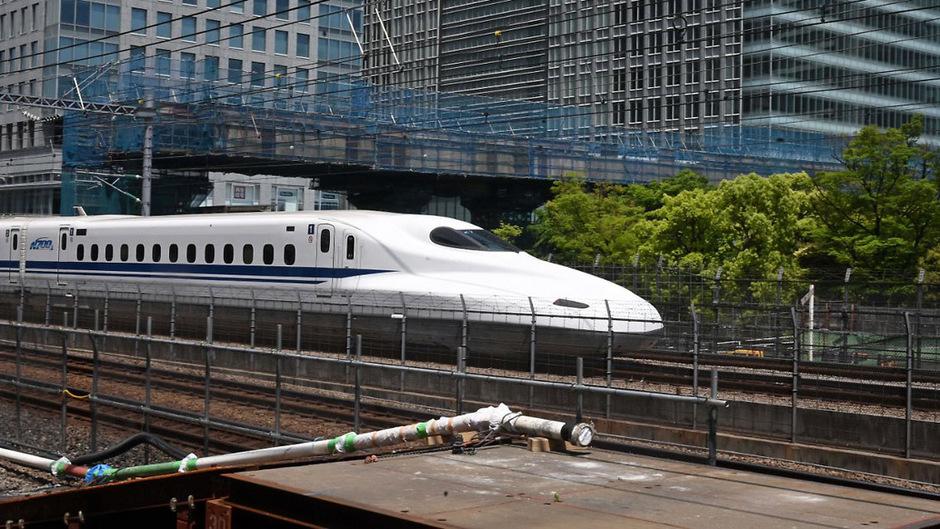 Autonome Züge gehören in Japan bereits zum Alltag.