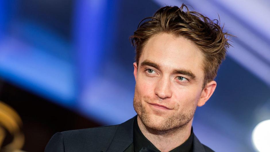 Der britische Schauspieler Robert Pattinson.