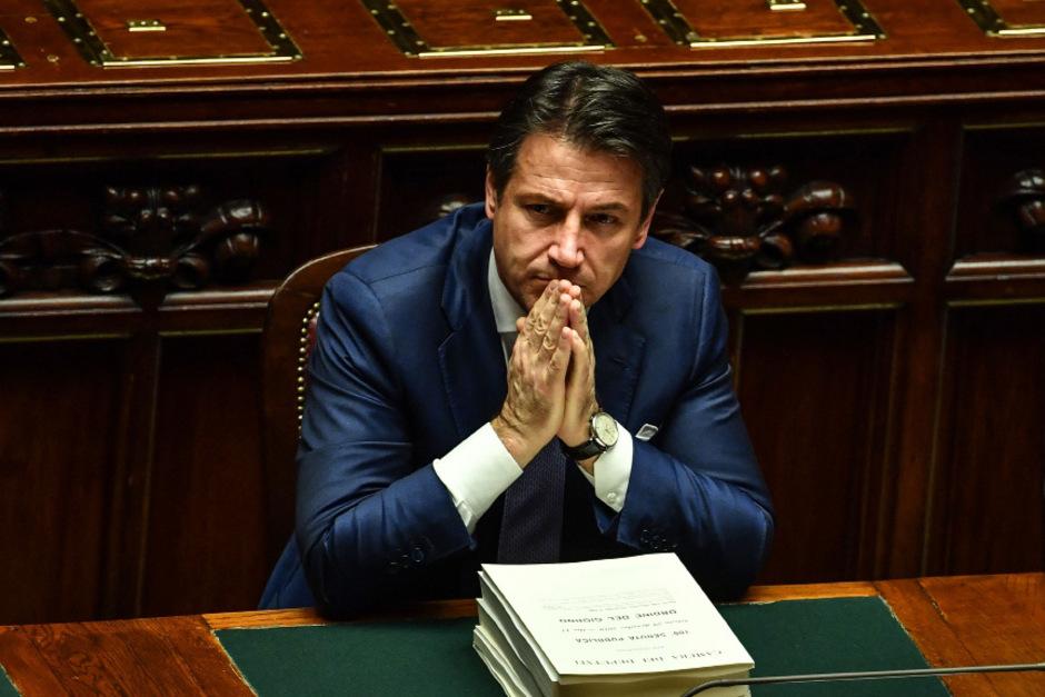 Premier Giuseppe Conte will der streitenden Regierung offenbar ein Ultimatum stellen.