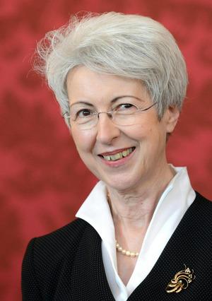 Elisabeth Udolf-Strobl.