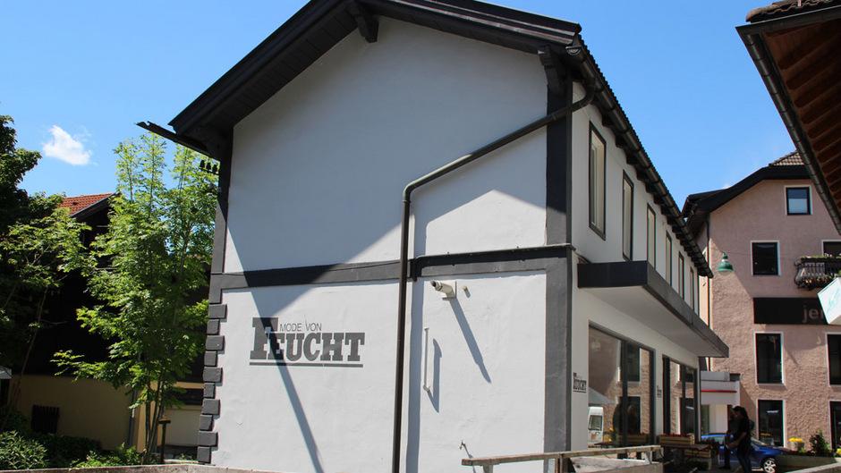 Das gemeindeeigene Feucht-Haus wird abgerissen.