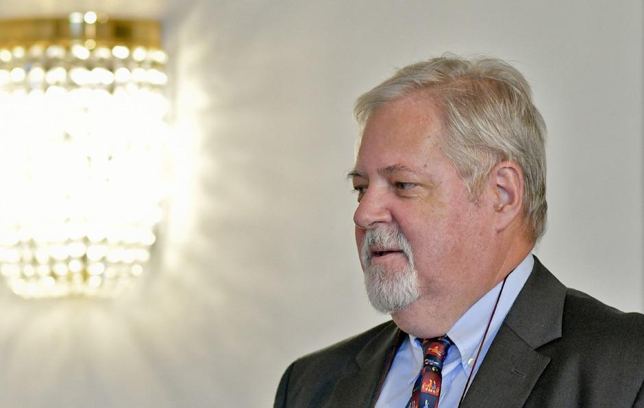 BVT-Chef Peter Gridling wird am Montag bereits zum dritten Mal im U-Ausschuss befragt.