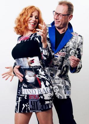 Die Boogie-Woogie-Stars Anke Angel und Robert Shumy hauen am 16. Juli in die Tasten.