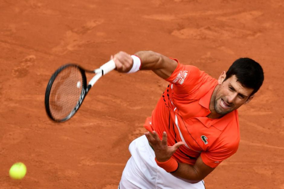 Novak Djokovic steht im Viertelfinale.