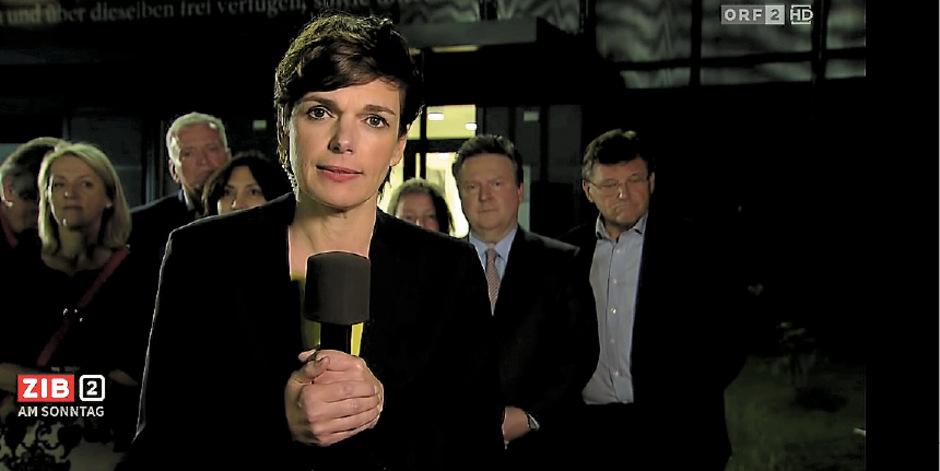 Der Auftritt von SPÖ-Chefin Rendi-Wagner in der ZIB2 war spontan und ging von der Bildsprache her daneben.