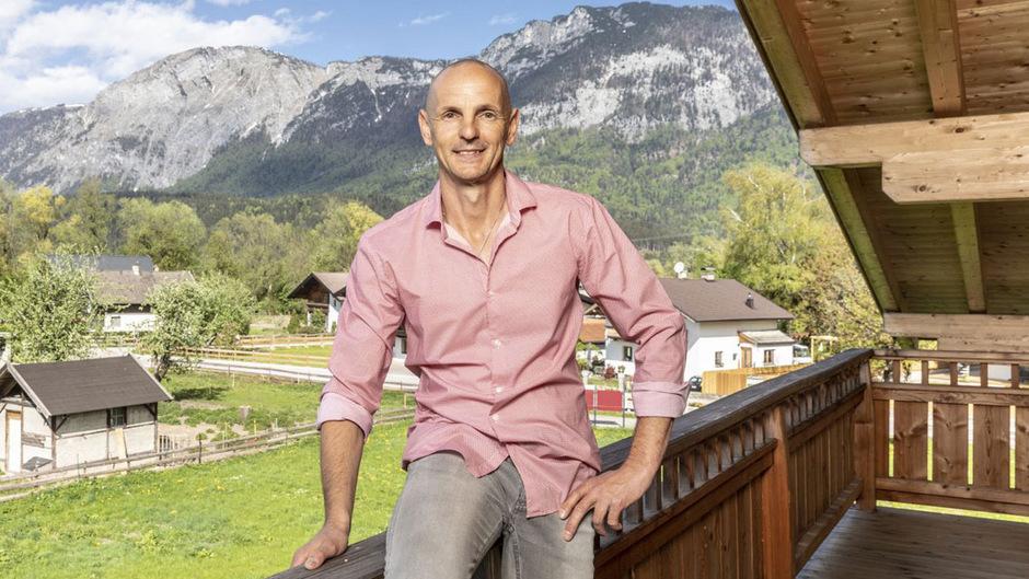 """Markus aus dem Tiroler Unterland ist bei """"Bauer sucht Frau"""" dabei."""