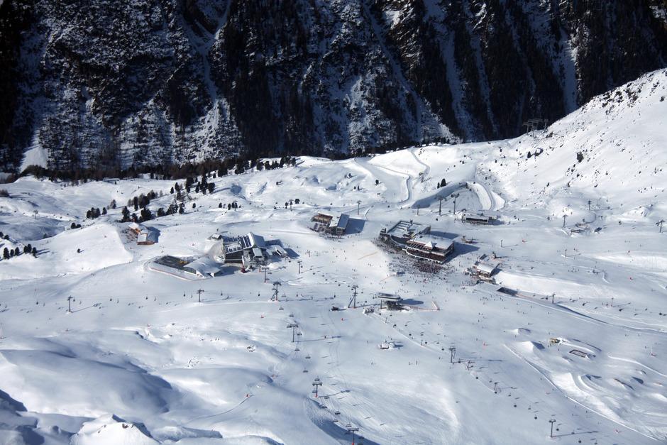 Die Silvretta Skiarena war bestens frequentiert, Ischgl erzielte ein Nächtigungsplus von 0,5 Prozent.