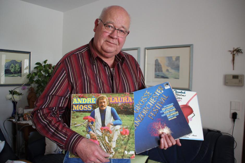 Klaus Sjösten lädt monatlich zum Tanz ins VZ Jenbach.