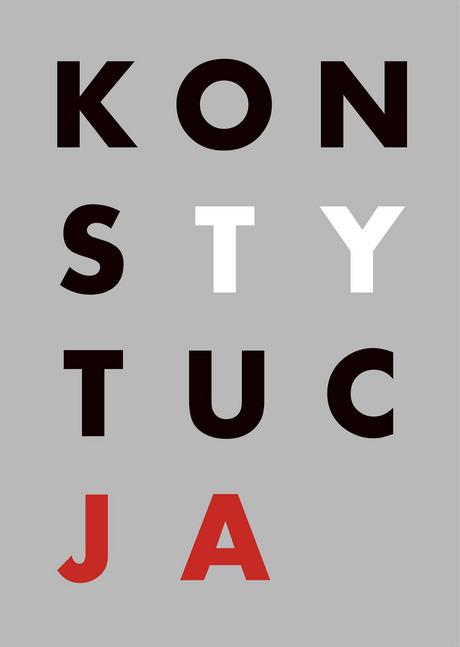 Ein von Luka Rayski ebenso minimalistisch wie intensiv formulierter Widerstand auf Polnisch.