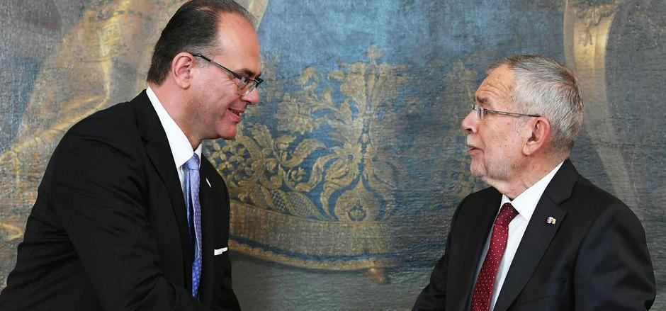 Neo-Minister Reichhardt war einst Wehrsport-Kamerad.