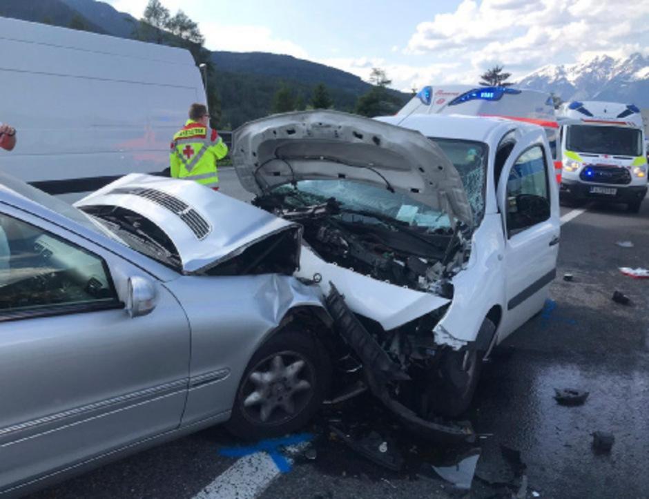 Der Unfall ereignete sich gegen 16.30 Uhr.