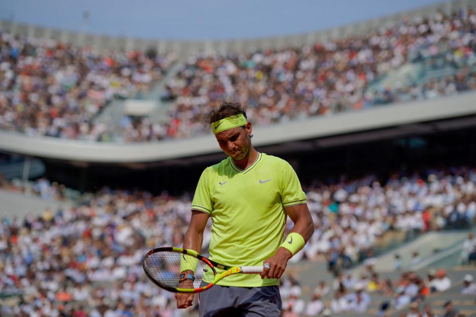 Rafael Nadal baute am Tag nach seinem 33. Geburtstag seinen Paris-Rekord auf zwölf Halbfinalteilnahmen aus.