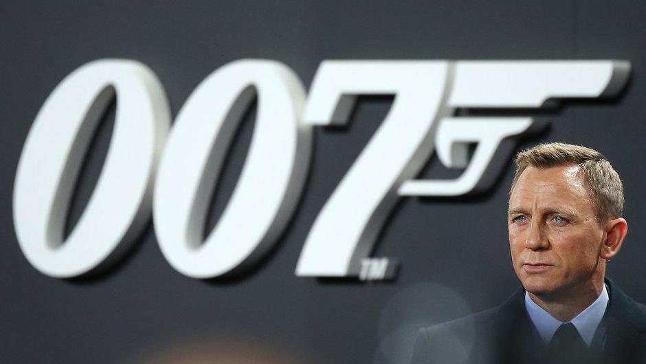 Einmal geht noch: Daniel Craig spielt ein letztes Mal 007.