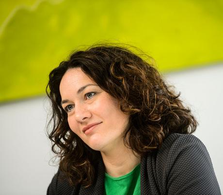 """""""Der Arbeitsplan zeigt eindeutig, dass wir in Tirol mit unseren Forderungen unterstützt werden."""" Ingrid Felipe(LHStv., Grüne)"""