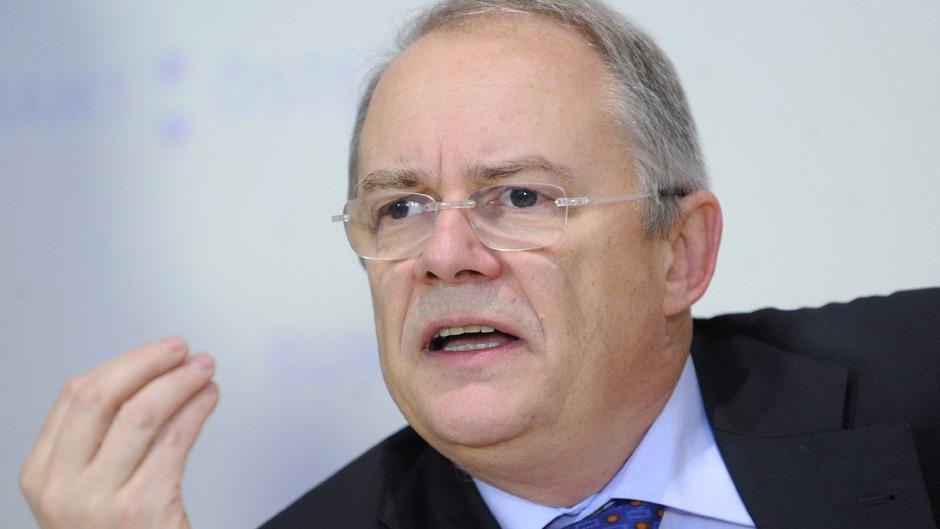 Manfred Matzka auf einem Archivbild aus dem Jahr 2010.