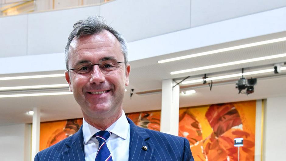Norbert Hofer wurde nach dem Ibiza-Skandal um Heinz-Christian Strache zum neuen FPÖ-Parteiobmann.