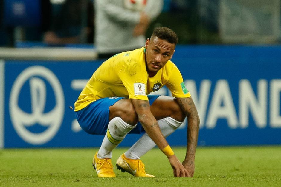 Brasilien muss wegen einer Bänderverletzung bei der Copa America auf Neymar verzichten.