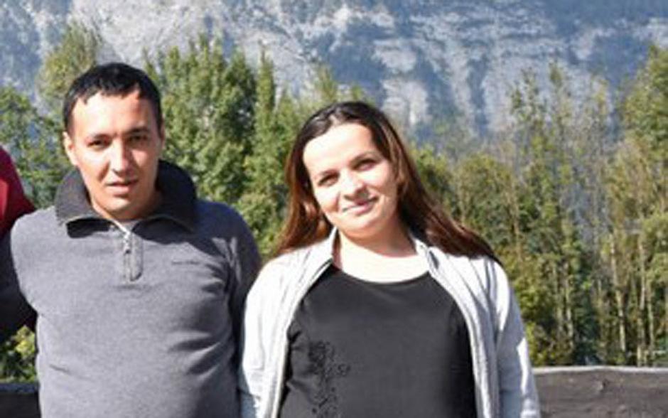 """""""Ich habe Angst, dass man uns in Wien festhält und dann abschiebt"""", sagt Mehmad Amar."""