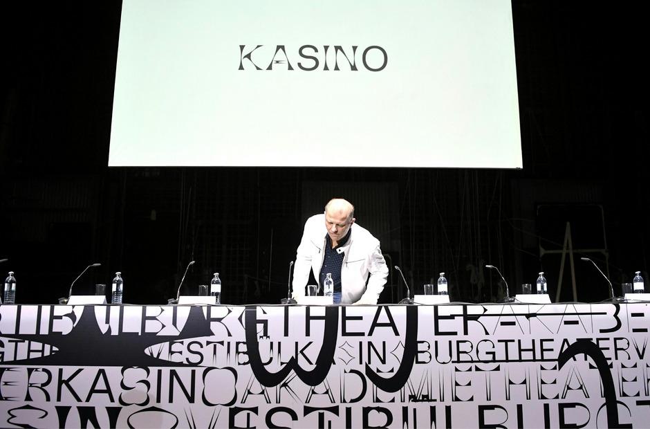 Martin Kušej stellt Team und Ensemble in den Vordergrund.