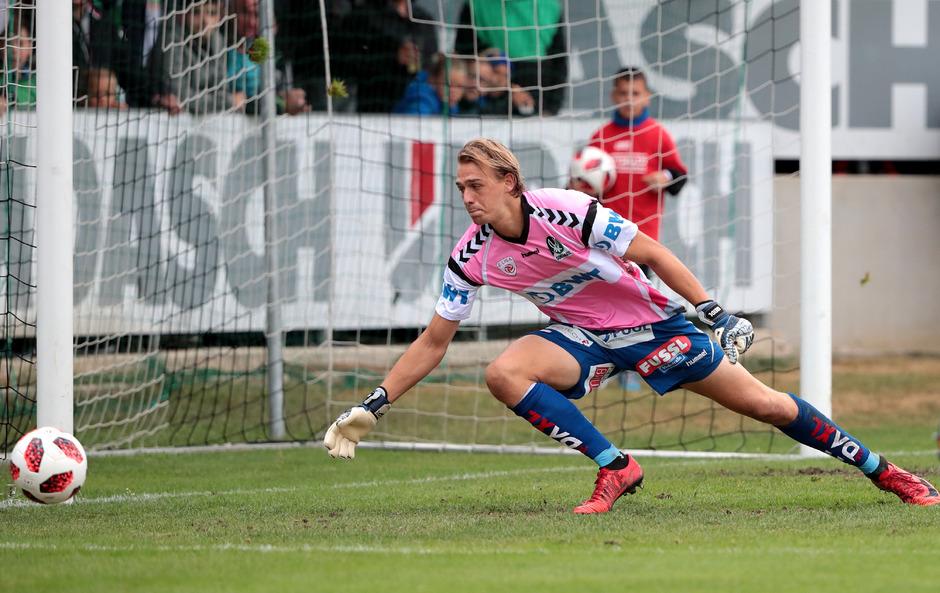 Der Zillertaler Johannes Kreidl steht im Kader für die U21-EM.