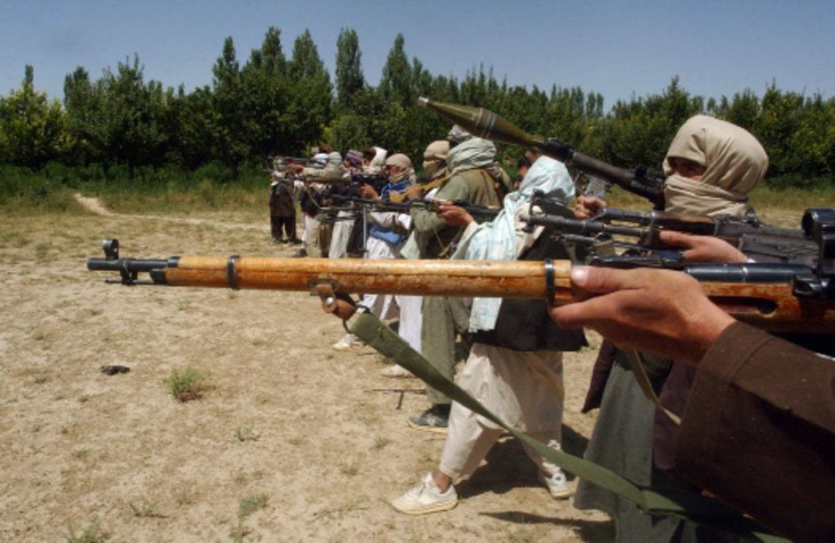 Taliban in Afghanistan. (Archivbild)