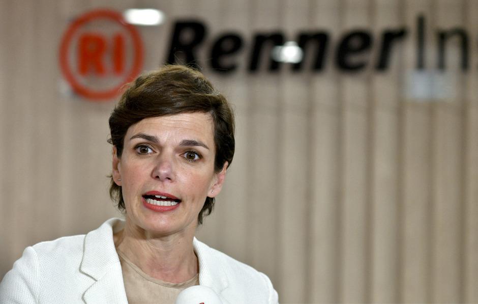Parteivorsitzende Pamela Rendi-Wagner