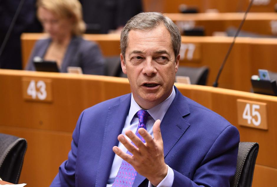Die Farage-Partei hatte sich in Peterborough den ersten Sitz im britischen Parlament erhofft.