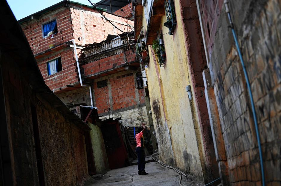 Immer mehr Venezolaner sehen in ihrem Land keine Hoffnung mehr.