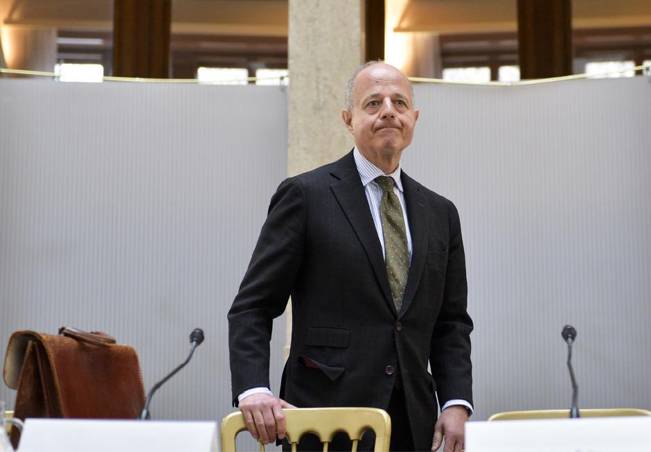 Justizminister Clemens Jabloner.