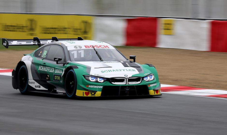 Marco Wittmann fuhr in Misano vom letzten Startplatz zum Sieg.