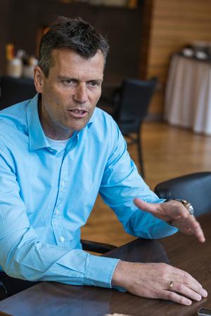 Kürzlich verkaufte Alois Fauster seine drei Speedfit-Studios.
