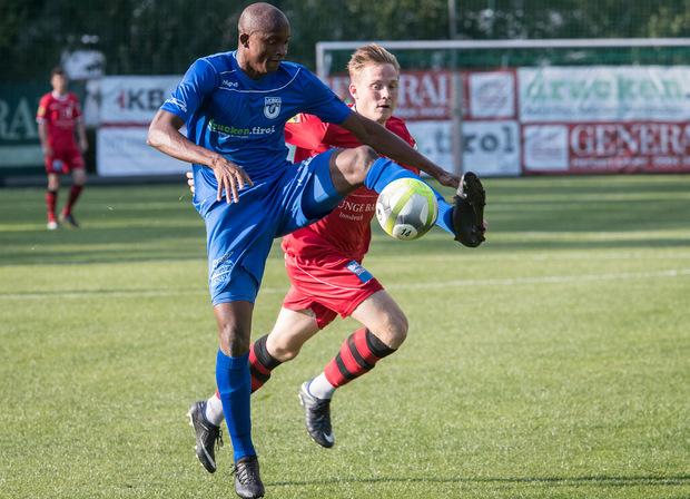 Namakan Coulibaly spielt bei der Union Innsbruck.