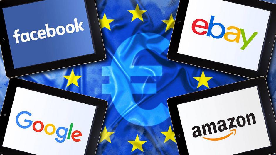 Auf EU-Ebene oder lieber gleich als globales Projekt? Internetriesen sollen vielleicht schon ab 2020 Digitalsteuern zahlen müssen, bekräftigen die führenden Industrienationen.