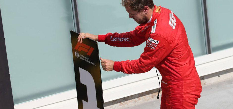 Nicht nur Sebastian Vettel sah sich in Kanada um den Sieg betrogen.