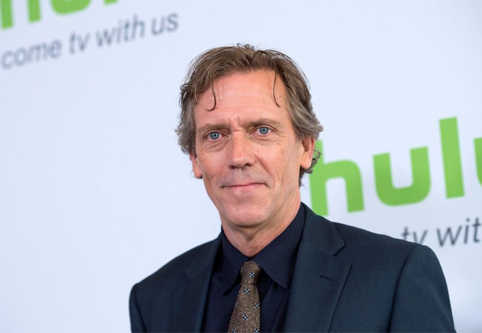 Hugh Laurie feiert seinen 60. Geburtstag.