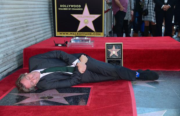 Im Oktober 2016 erhielt der Schauspieler seinen eigenen Stern am Walk of Fame in Hollywood.
