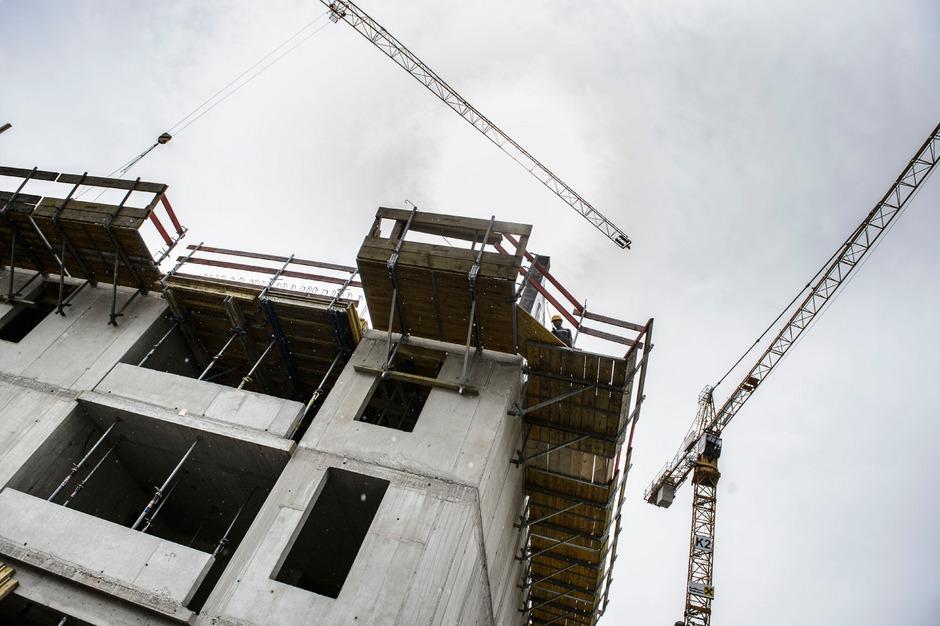 Der Bau gehört zu den größten Wachstumstreibern in Tirol.
