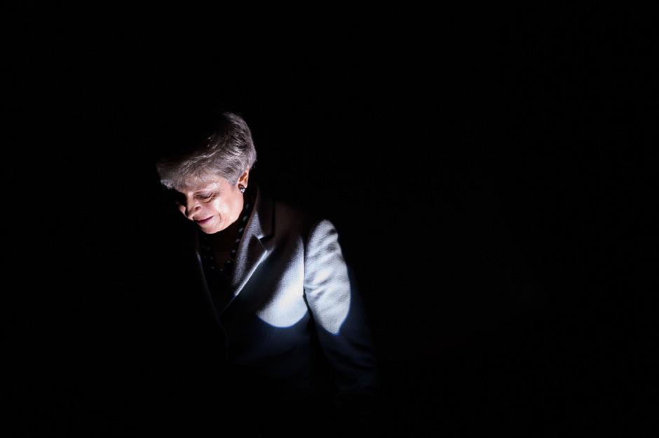 Die britische Premierministerin Theresa May erlebt ihre letzten Amtstage. Um ihre Nachfolge wird derzeit gerangelt.