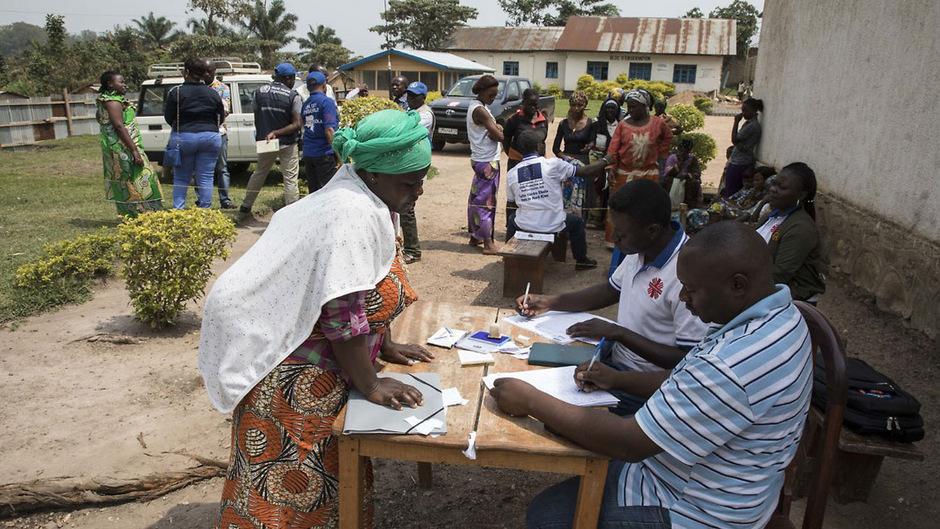 Das lebensgefährliche Ebola-Virus breitet sich weiter aus