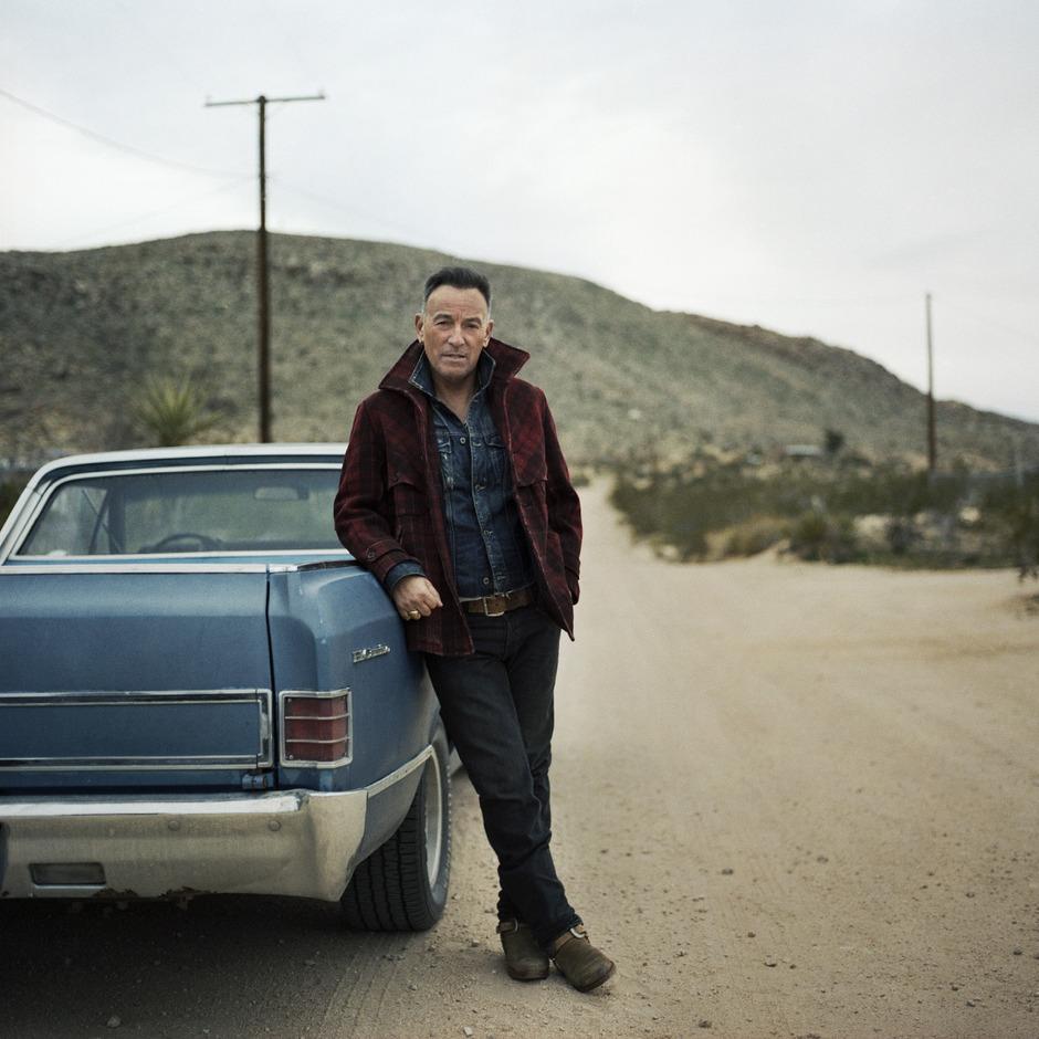 Auf und davon – egal wohin. Bruce Springsteens neue Songs künden von Sehnsucht und Fernweh.